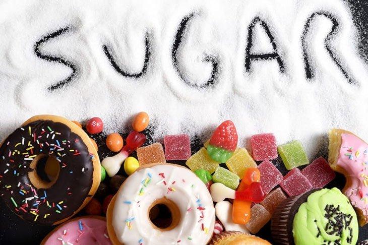 ăn đường hại răng