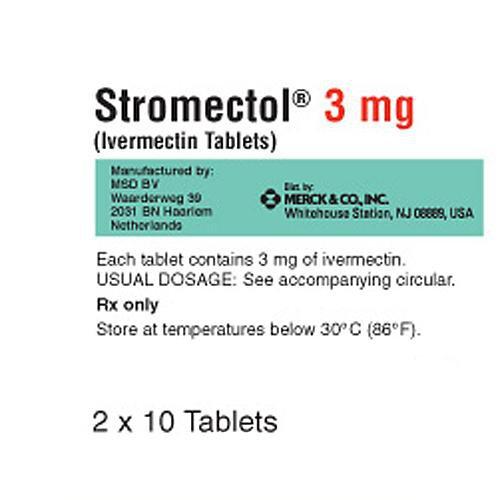 Thuốc Stromectol: Công dụng, chỉ định và lưu ý khi dùng