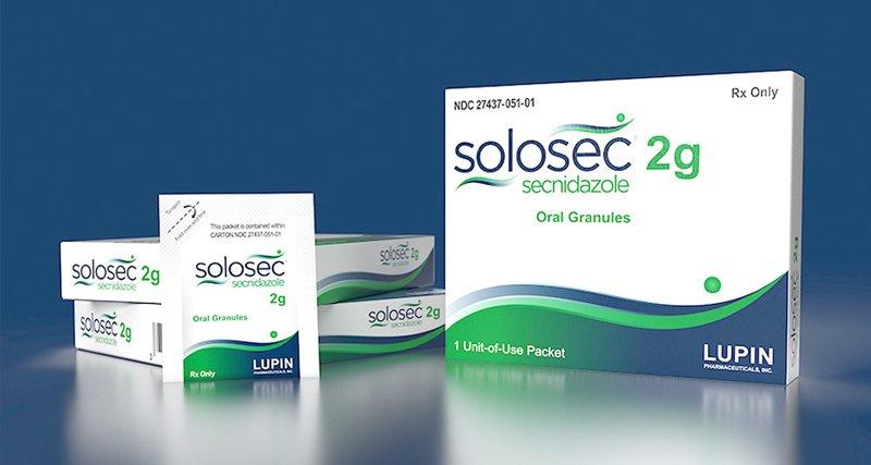 Thuốc Solosec: Công dụng, chỉ định và lưu ý khi dùng