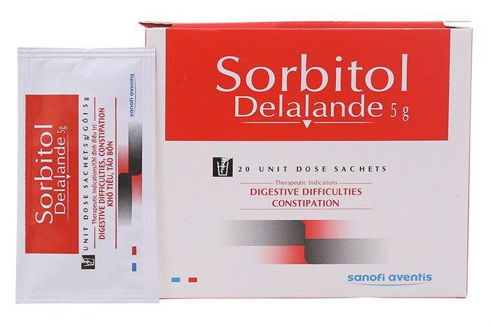 Thuốc Sorbitol: Công dụng, chỉ định và lưu ý khi dùng