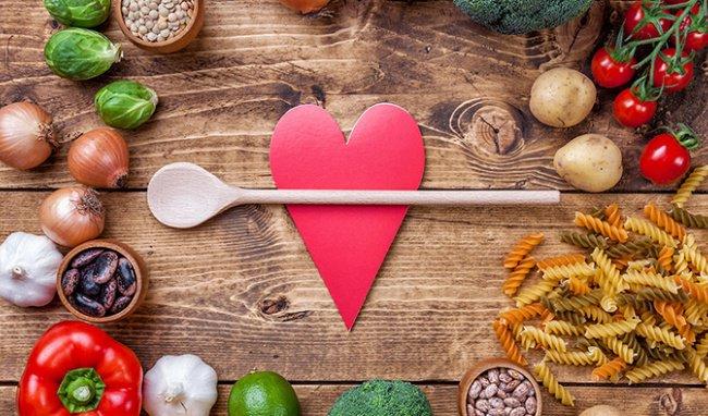 Bệnh tim ăn gì
