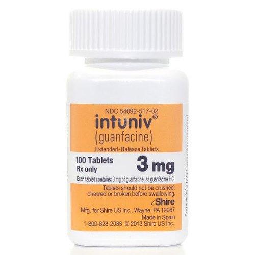 Thuốc Intuniv: Công dụng, chỉ định và lưu ý khi dùng