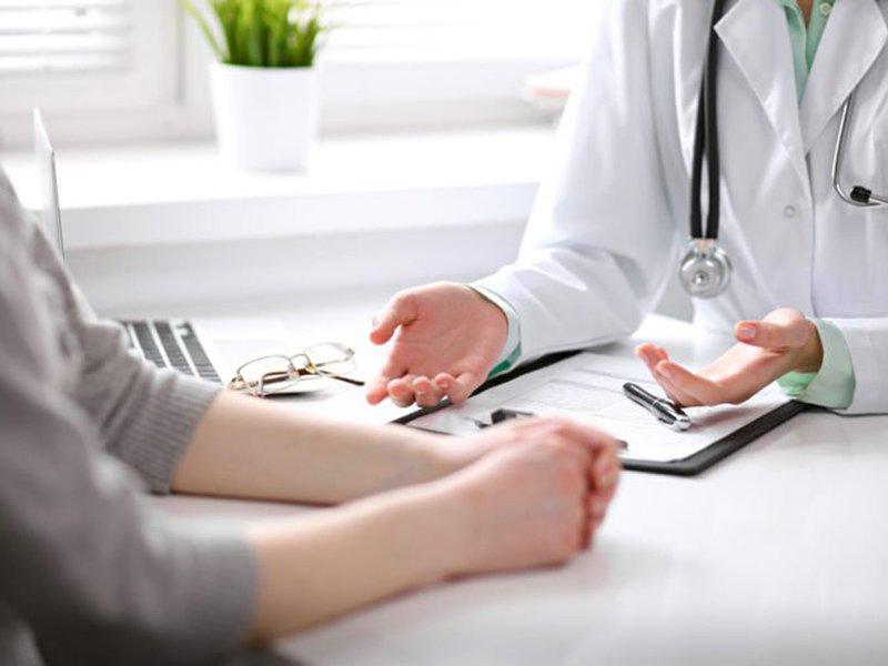Người bệnh cần được thăm khám trước khi sử dụng thuốc Testred