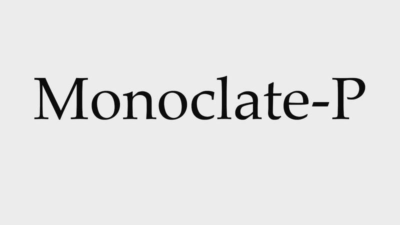Thuốc Monoclate-P: Công dụng, chỉ định và lưu ý khi dùng