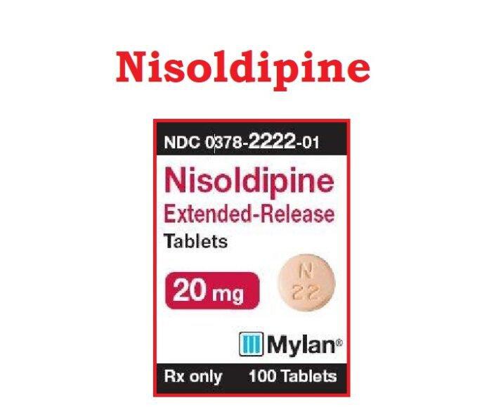 Thuốc Nisoldipine: Công dụng, chỉ định và lưu ý khi dùng