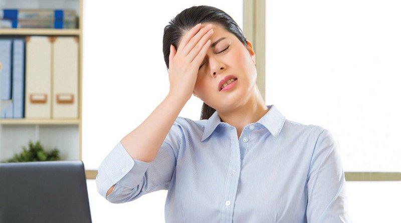 Đau đầu là một trong các tác dụng phụ thường gặp của thuốc Nisoldipine