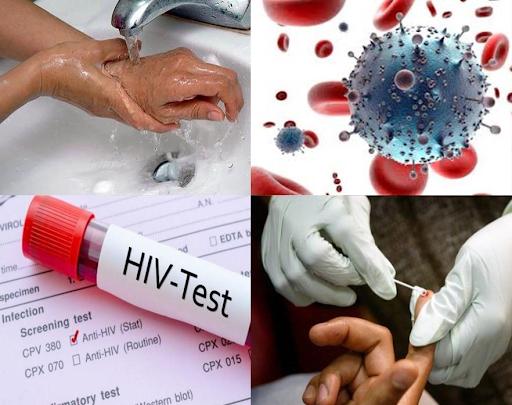 Nguy cơ lây nhiễm HIV từ đầu kim lấy máu xét nghiệm có cao không?