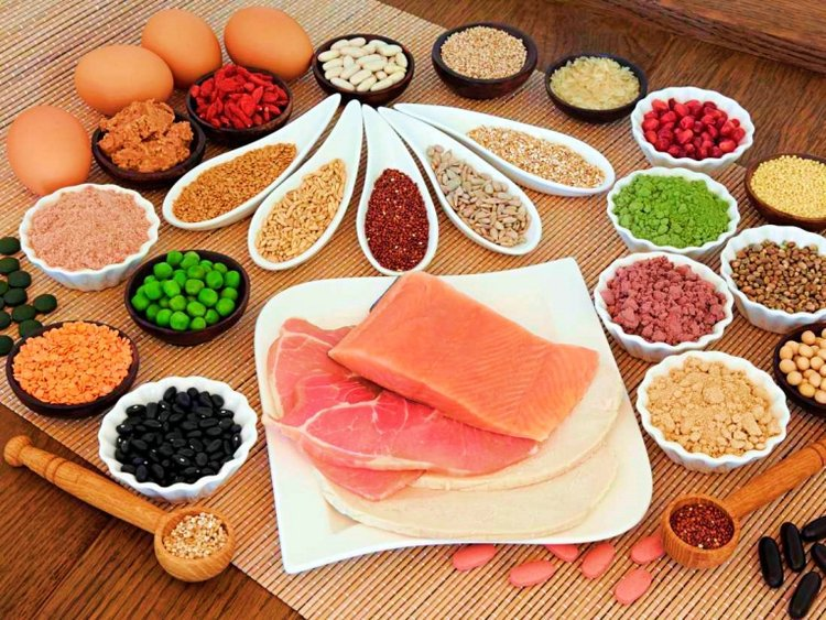 Protein cho trẻ em