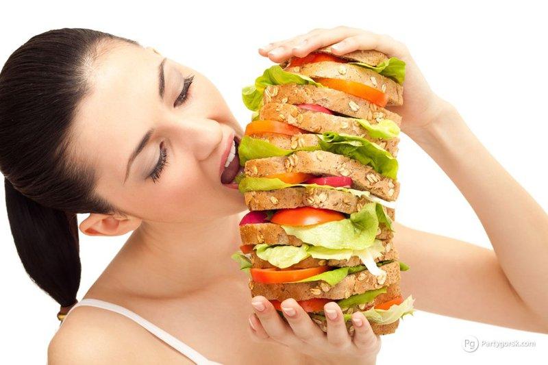 ăn uống vô độ