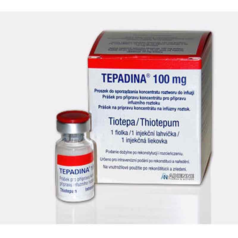 Thuốc Tepadina: Công dụng, chỉ định và lưu ý khi dùng