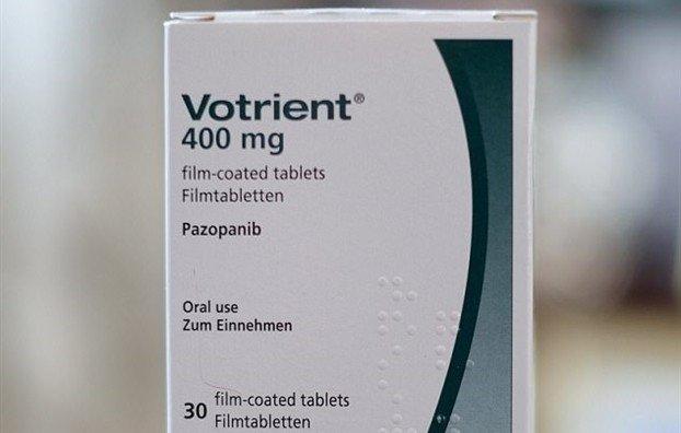 Thuốc Votrient