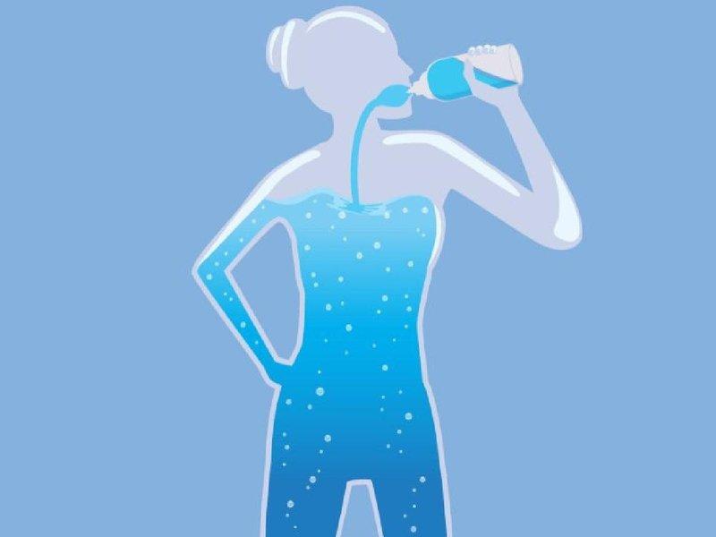 cơ thể thừa nước