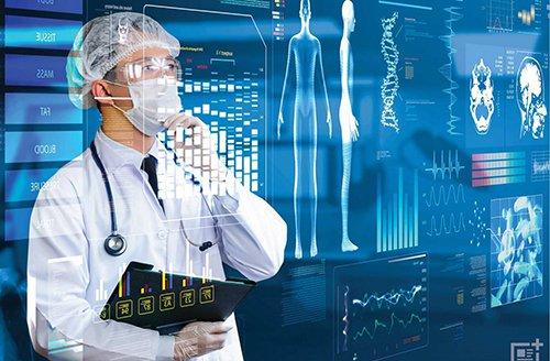 AI mở ra triển vọng điều trị COVID-19