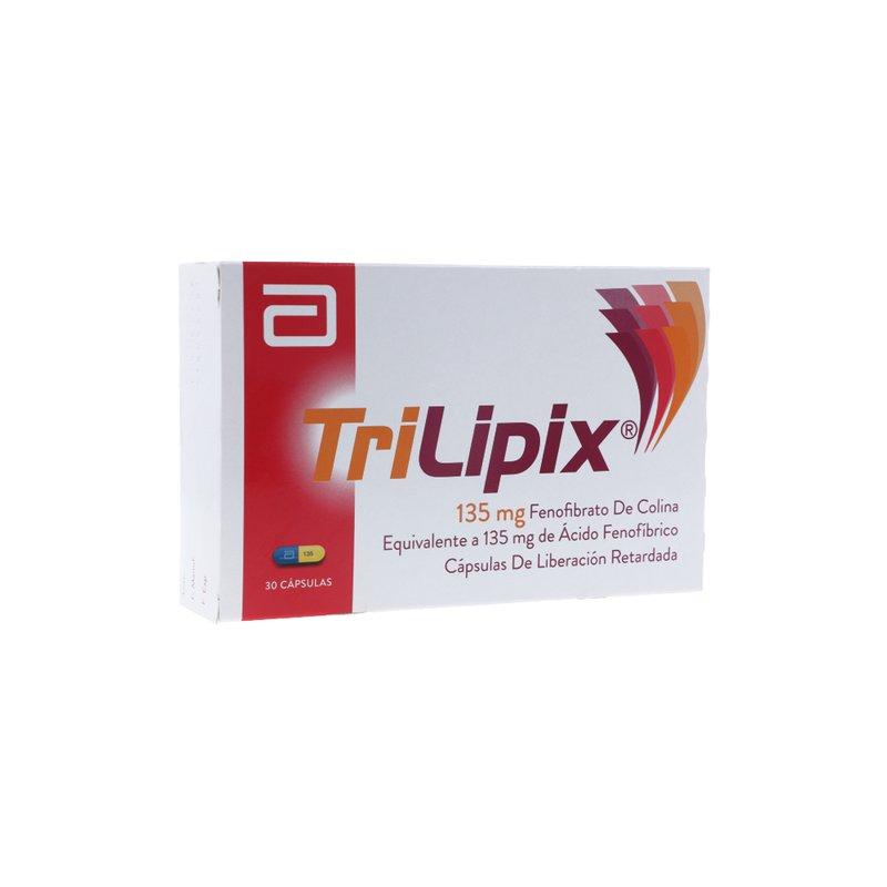 Thuốc Trilipix: Công dụng, chỉ định và lưu ý khi dùng