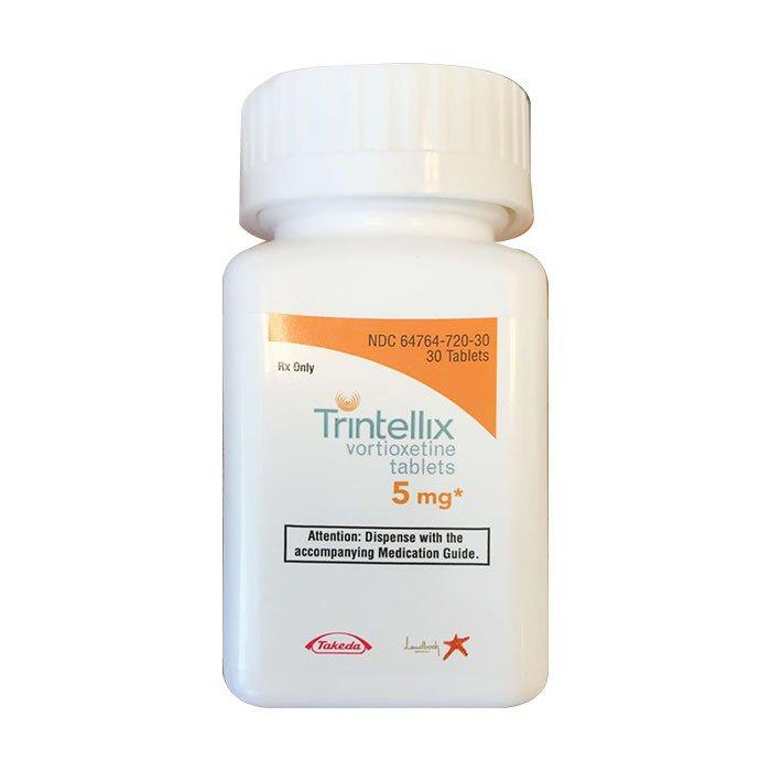 Thuốc Trintellix: Công dụng, chỉ định và lưu ý khi dùng