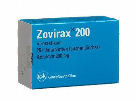 thuốc Zovirax