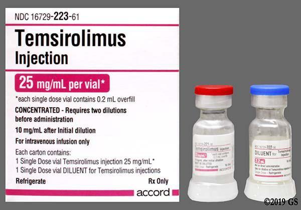 Thuốc Temsirolimus: Công dụng, chỉ định và lưu ý khi dùng