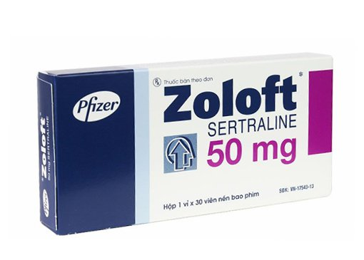 Thuốc Zoloft