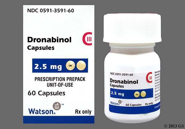 Thuốc Dronabinol: Công dụng, chỉ định và lưu ý khi dùng