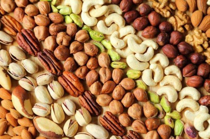 Ăn các loại hạt