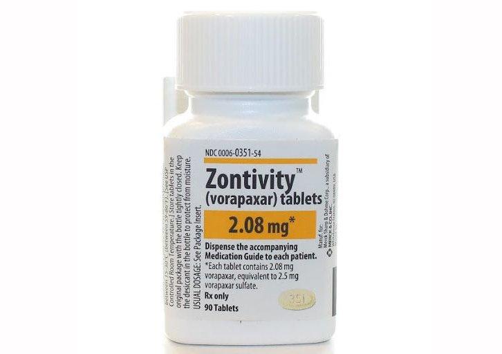 thuốc Zontivity