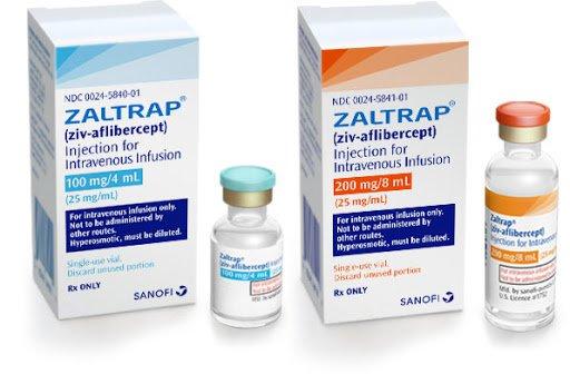 Thuốc Zaltrap