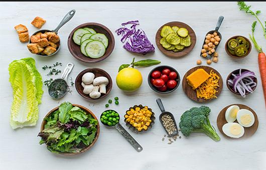 những loại rau củ tốt cho da mụn