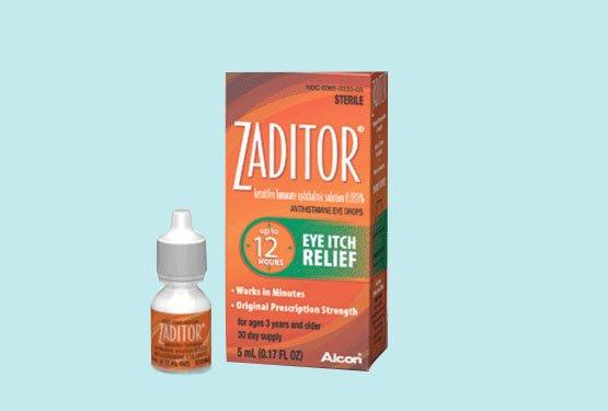 Thuốc Zaditor