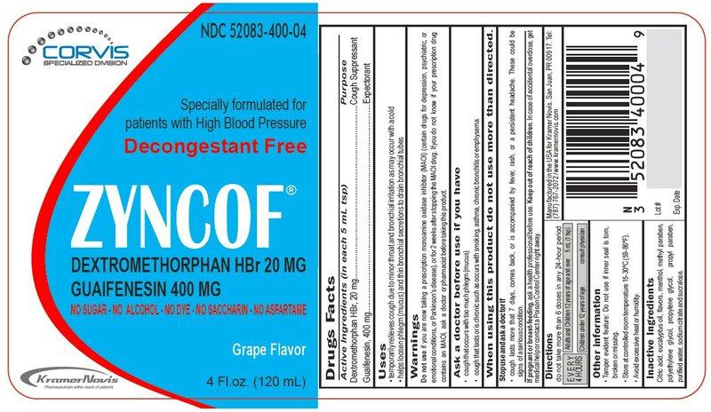 Thuốc Zyncof: Công dụng, chỉ định và lưu ý khi dùng