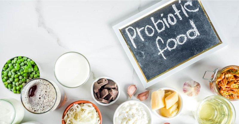 thực phẩm bổ sung Probiotic tốt nhất