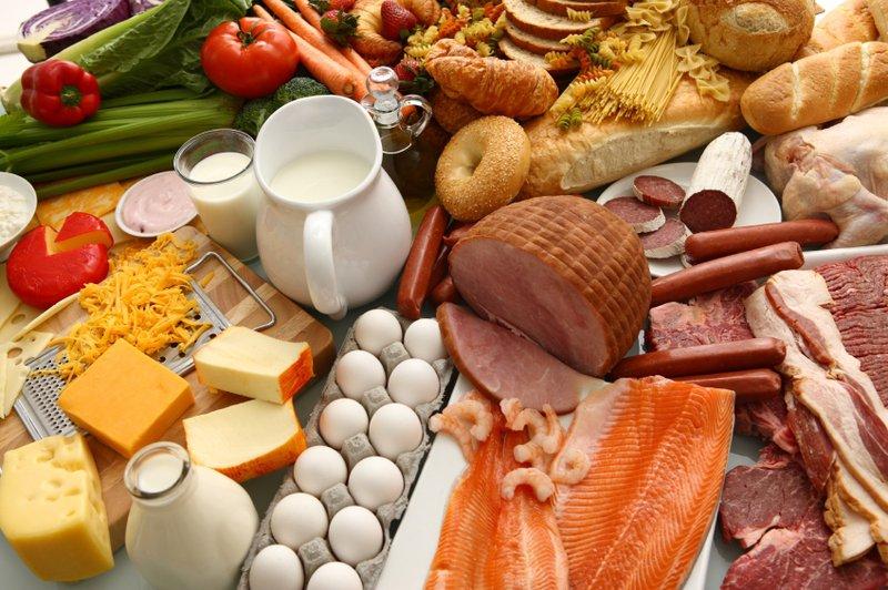 Chất béo trong thực phẩm