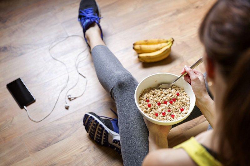 thực phẩm tốt cho người chạy bộ