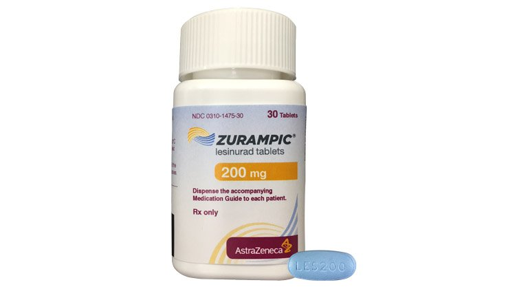 Thuốc Zurampic