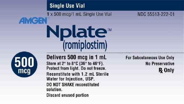 thuốc Nplate