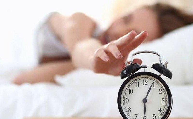 khó dậy sớm