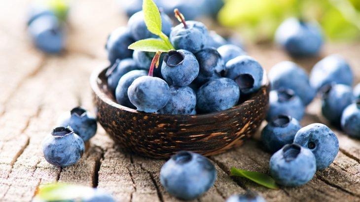 Lợi ích ăn quả việt quất