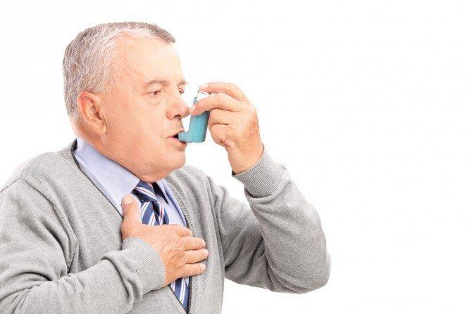 điều trị bệnh hô hấp
