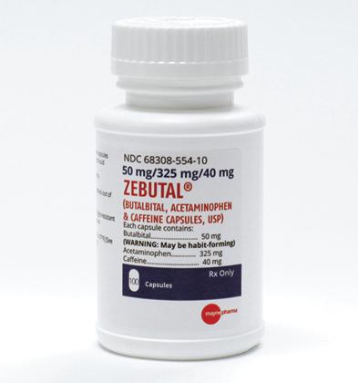 Thuốc Zebutal