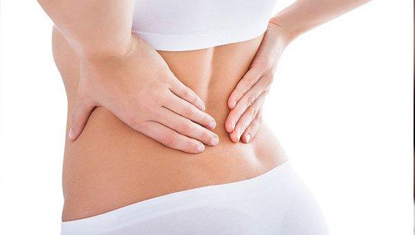 đau lưng sau quan hệ