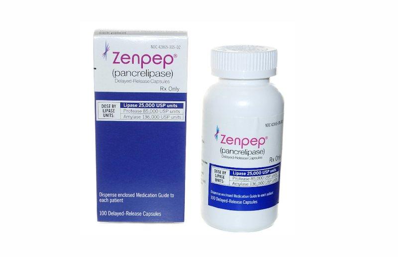 Thuốc Zenpep