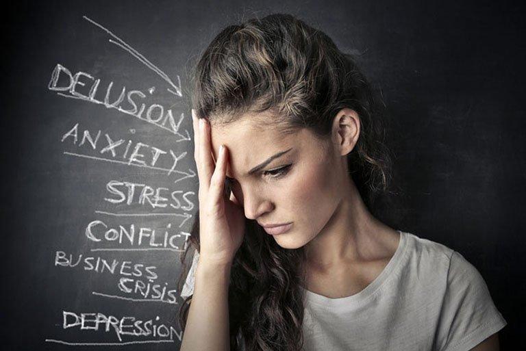 rối loạn lo âu không biệt định là gì