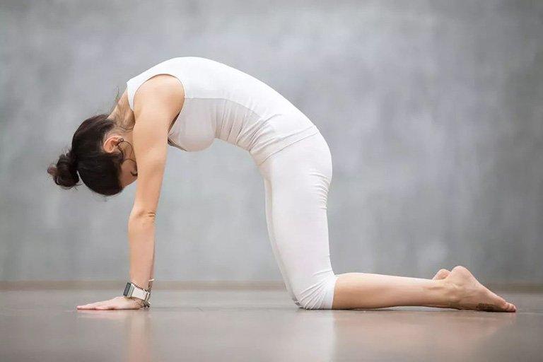 10 tư thế yoga giảm đau thần kinh tọa