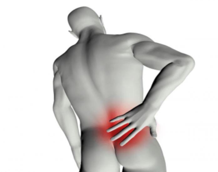 đau lưng dưới gần mông