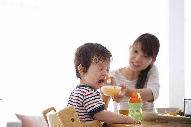 Thiếu vi chất dinh dưỡng khiến trẻ biếng ăn