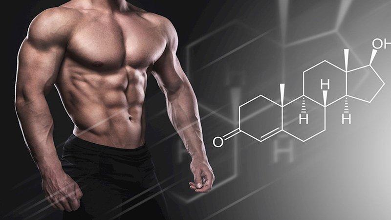 Testosterone ảnh hưởng đến nam giới