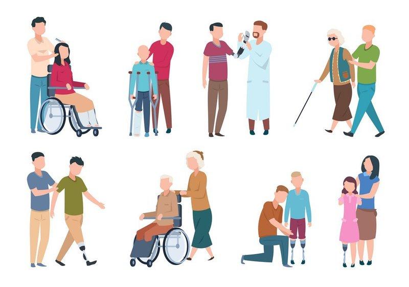 Lượng giá chức năng của người khuyết tật