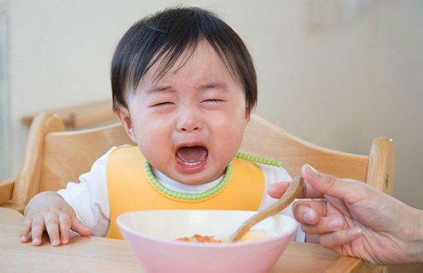 trẻ kén ăn