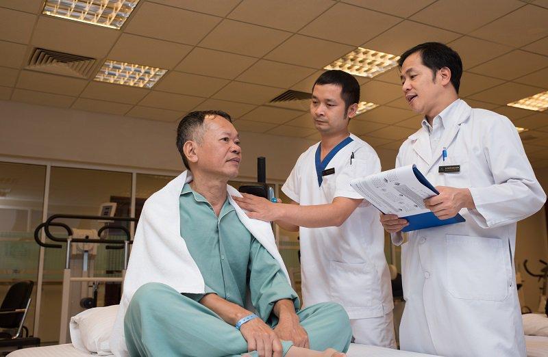 điều trị ung thư đại trực tràng