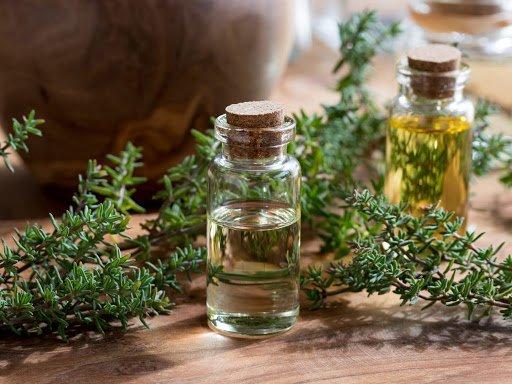 tinh dầu xạ hương