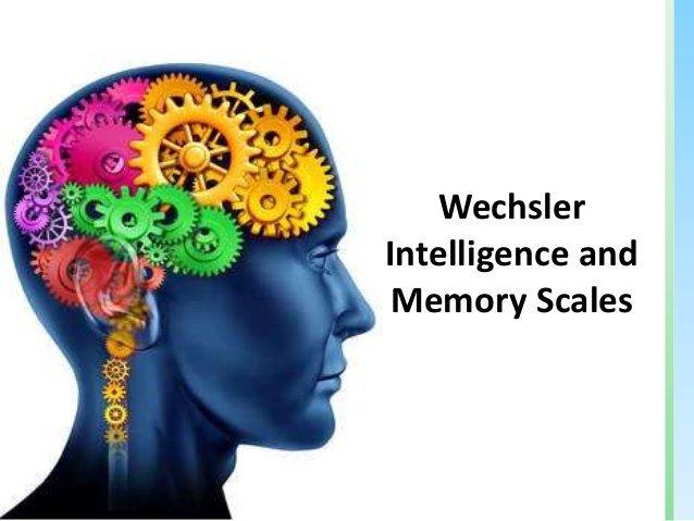 Thang đánh giá trí nhớ Wechsler (WMS)